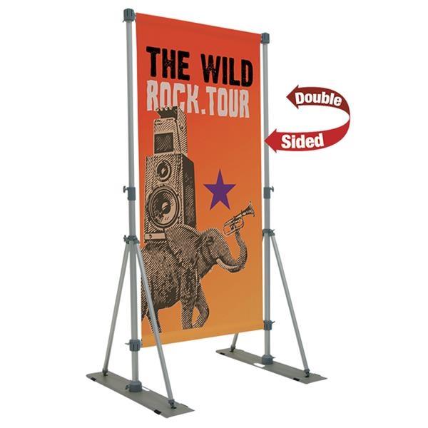 Performer Banner Display Kit (18 oz. Vinyl, Double-Sided)