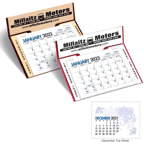 Memo 2022 Desk Calendar