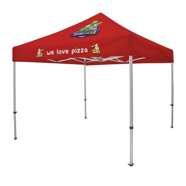10' Elite Tent Kit (Full-Color Imprint, 2 Locations)