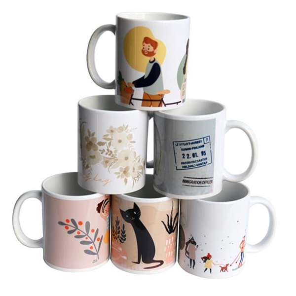 Funny Novelty 12 oz Ceramic Coffee Mugs