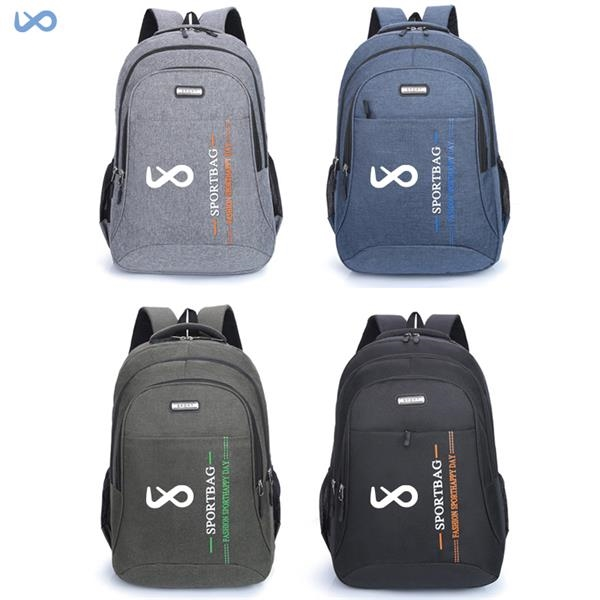 Large capacity backpack computer travel business bag