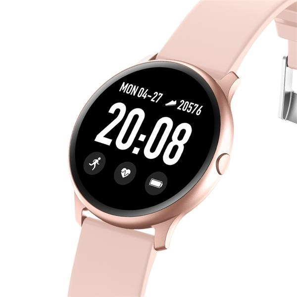 Smart Watch with Touchscreen and Biometrics