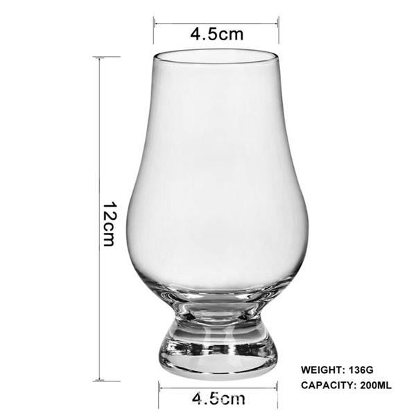 6.75 oz Glencairn Glasses