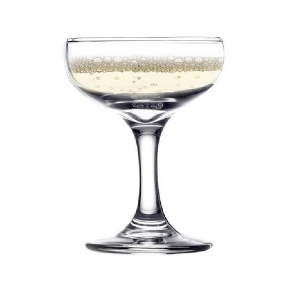 4.5 oz Coupe Glassware Lead Free Crystal Glass