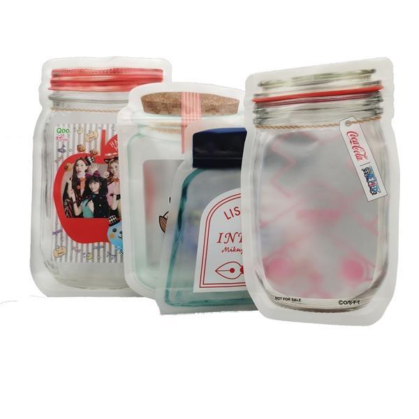 Jar Design Candy Bag
