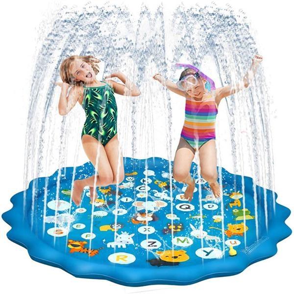 Outdoor Water Sprinkler Toys
