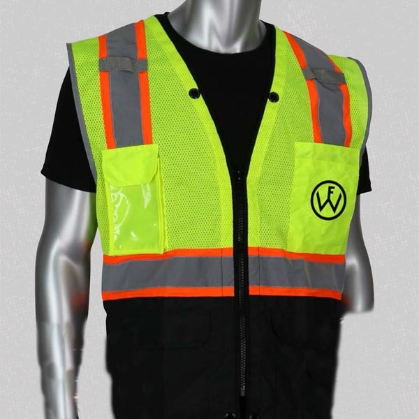 ANSI Class 2 Safety Vest