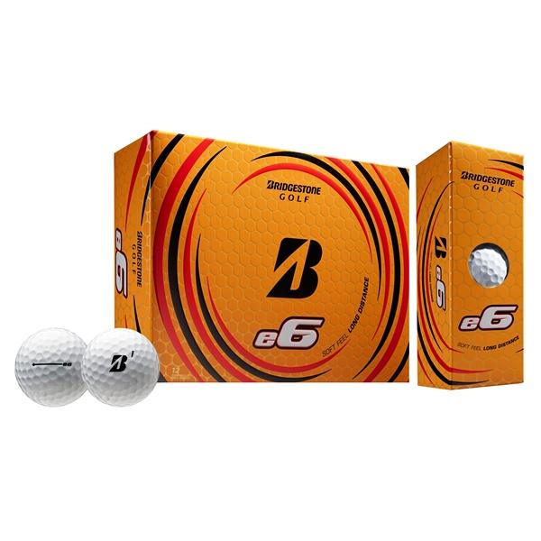 Bridgestone® e6 Golf Balls