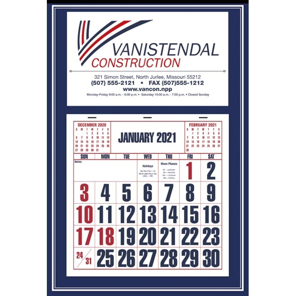 Blue Apron 2022 Calendar