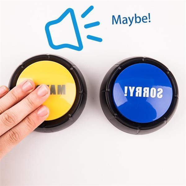 Custom sound buttons