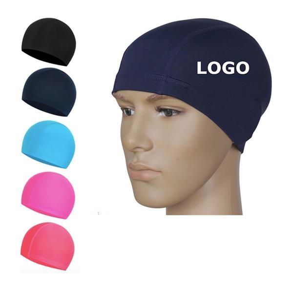 Lycra Polyester Swim Caps
