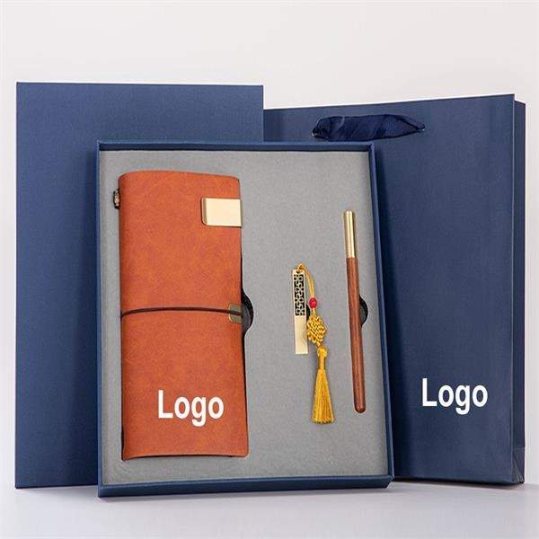 Meetingmate Notebook With Pen & U Disk Gift Set