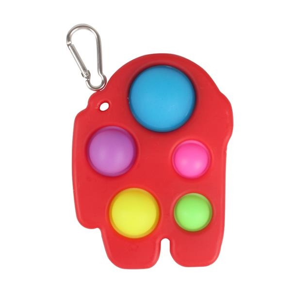 Large Size Spaceman Bubble Fidget Sensory Toys
