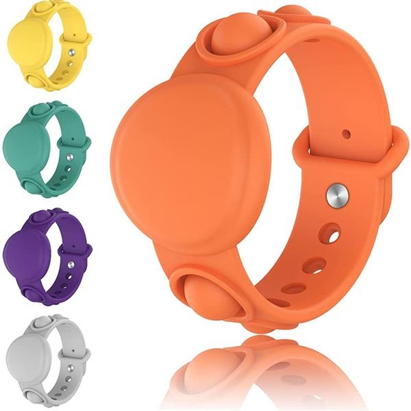 Children's Anti-lost Lightweight Bubble Bracelet for Airtag