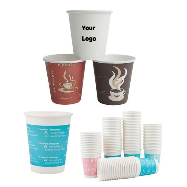 7 oz paper milk/coffee cup