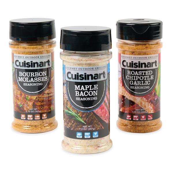 Cuisinart® The Secret Is In The Seasoning Gift Set