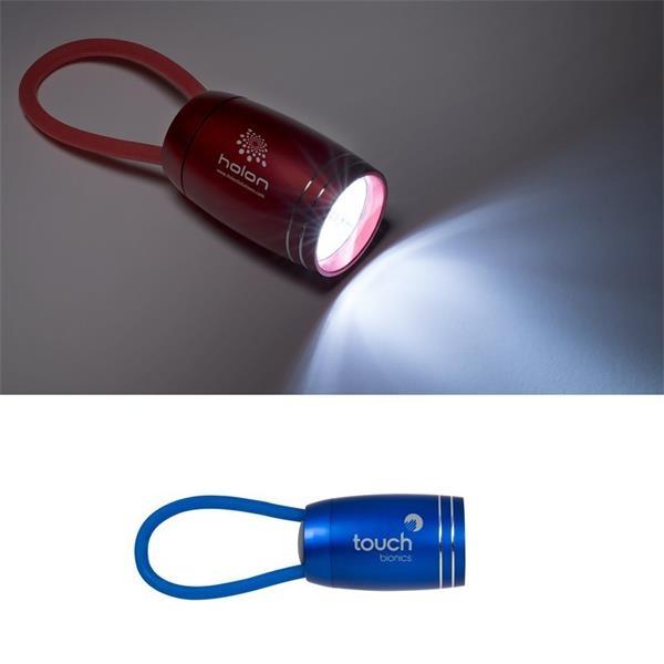 6 LED Aluminum Loopy Light
