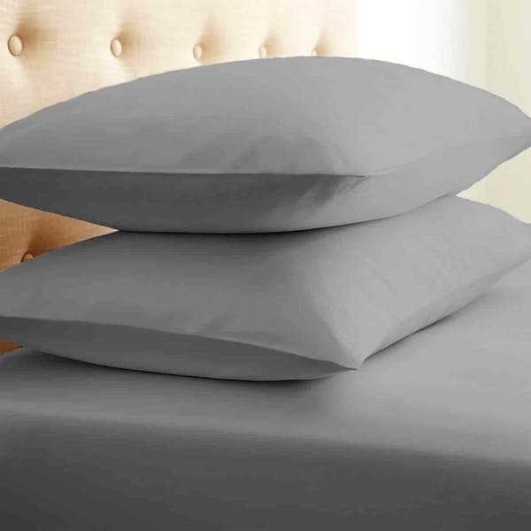 King Microfiber 8 Piece Bed in a Bag - Gray