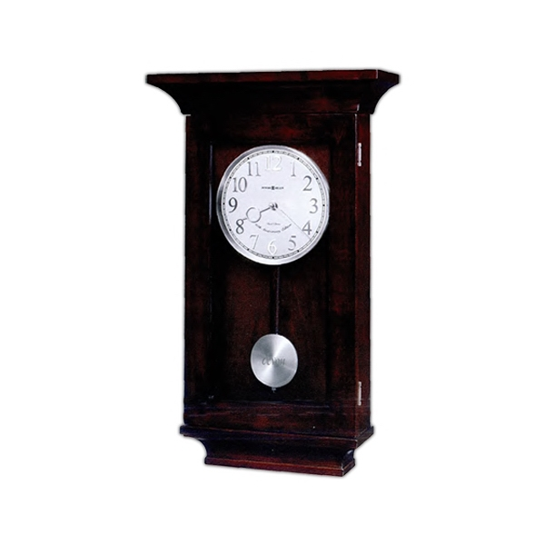 Gerrit - Clock Features Black Coffee Finish On Select Hardwood And Veneers Photo