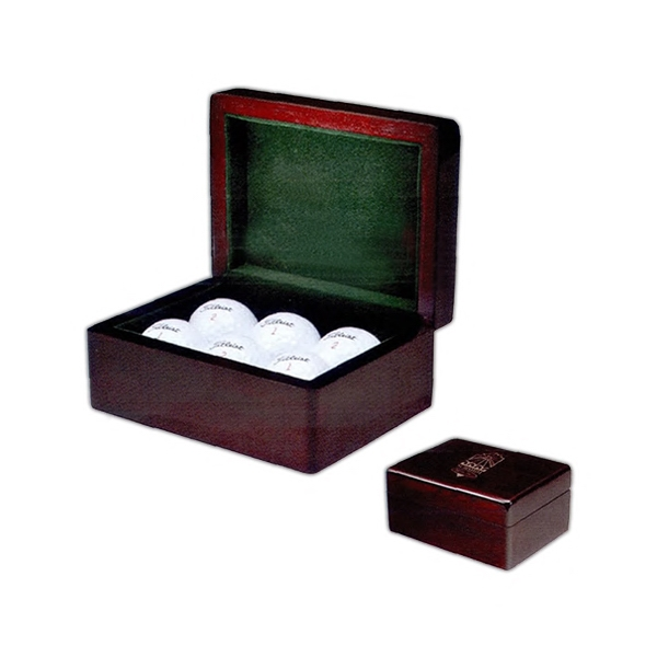 Presentation Box I - Presentation Box With High Gloss Rosewood Hall Finish Photo