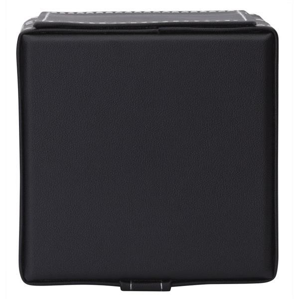 Black Leatherette Gift Box