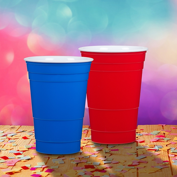 20 oz double wall Party Hard Large Party cup Tumbler