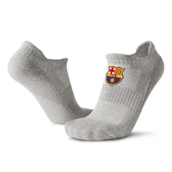 Custom Low Cut Socks w/ 168 Needle & Jacquard Weave Fabric