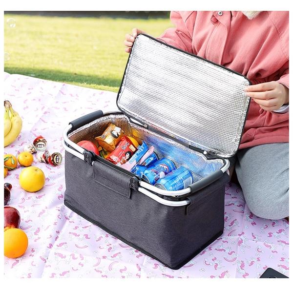 Oxford Food Drink Cooler Bag