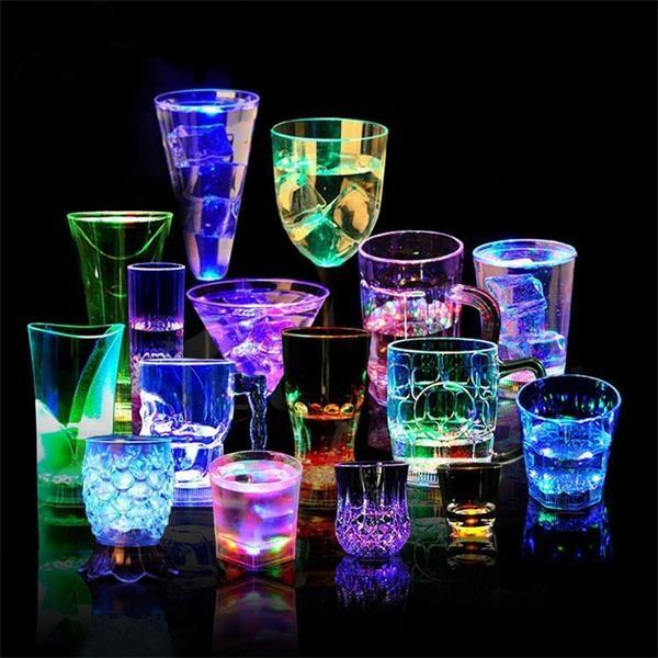 Plastic LED Cup