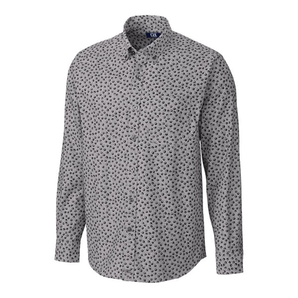 Anchor Oxford Tossed Print Shirt