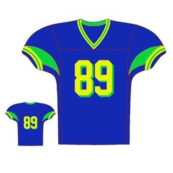 Adult Football Jersey Style 311 Custom Pro Line