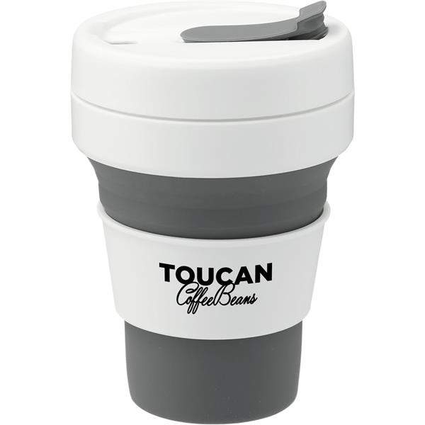 Stojo Pocket 12oz Cup