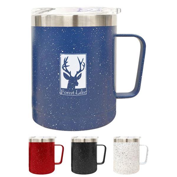 12 Oz. Speckled Campfire Mug