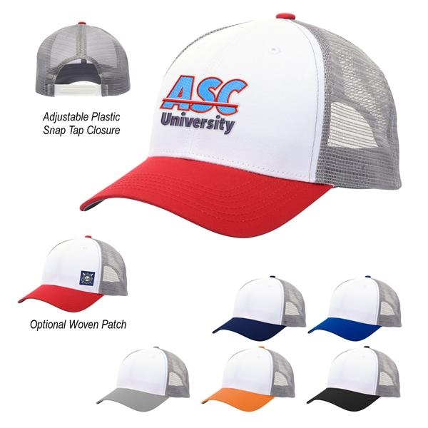 Changeup Cotton Twill Cap