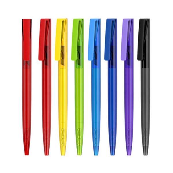 Transparent Plastic Pen