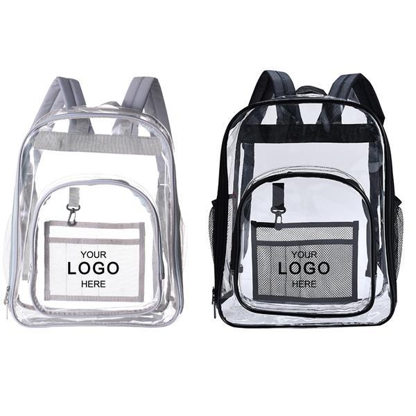Waterproof Transparent PVC Travel Backpack