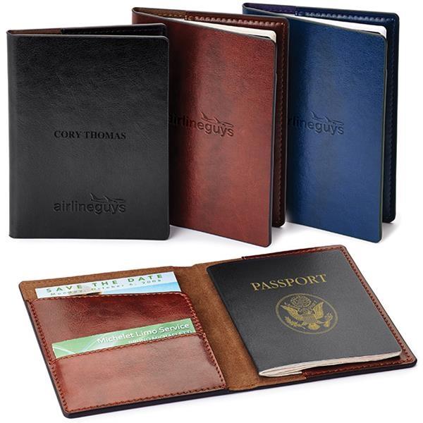 FABRIZIO RFID PASSPORT HOLDER