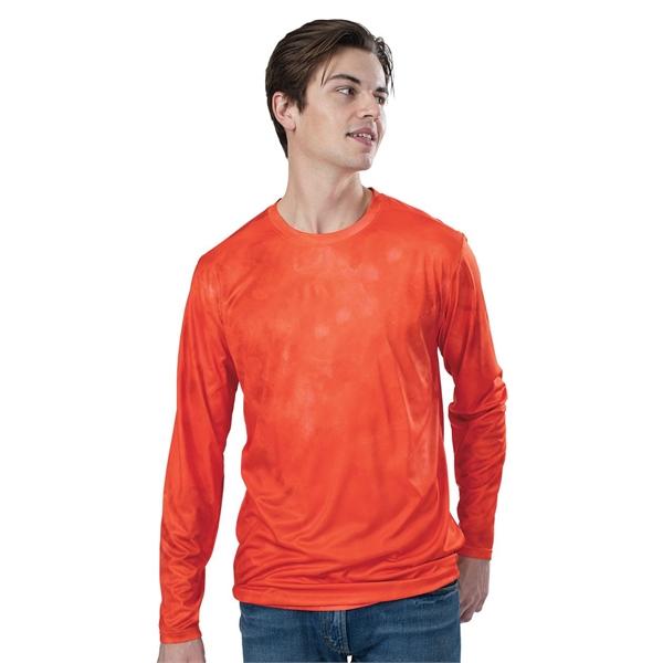 Holloway Cotton-Touch Cloud Long Sleeve T-Shirt