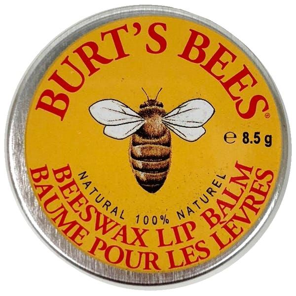 Burt's Bees Beeswax Lip Balm Tin - 8.5 g