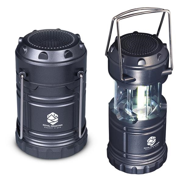 Mini Duo COB Lantern Wireless Speaker