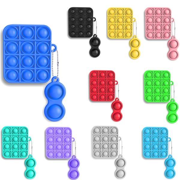 Push Pop Bubble Fidget Sensory Case