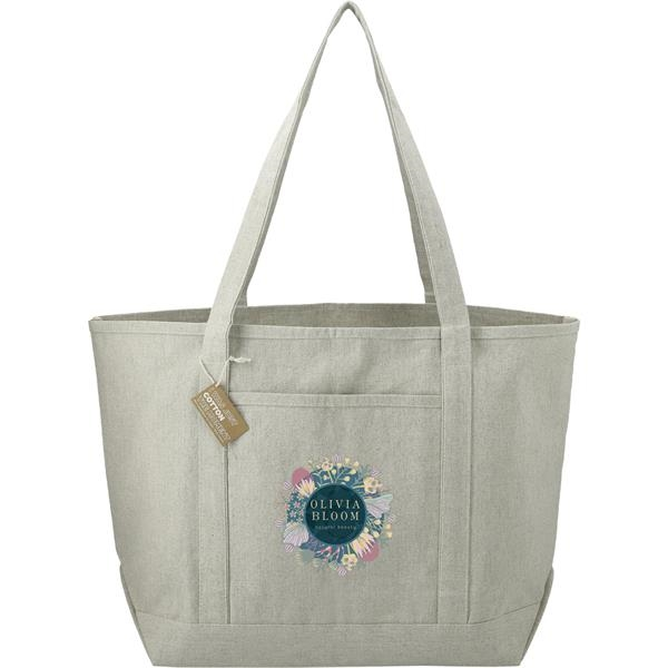 Repose 10oz Recycled Cotton Boat Tote