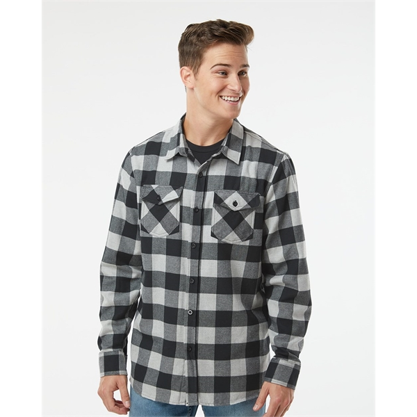 Independent Trading Co. Flannel Shirt