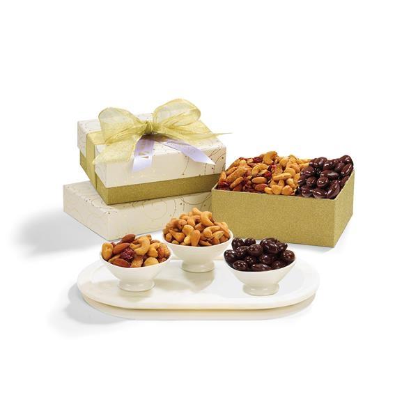 Holiday Goodies & Glitz Gift Box