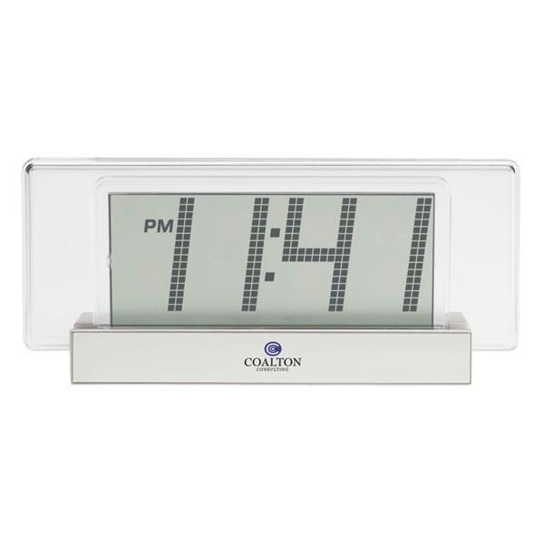 Sereno Desk Clock