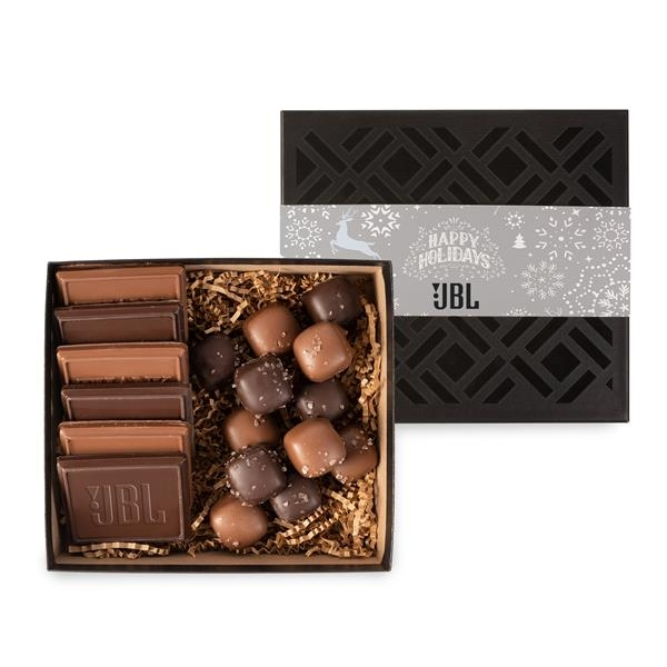 Cookie and Confection Set with Sea Salt Caramels