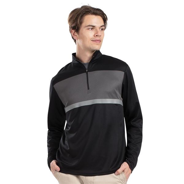 Holloway Prism Bold Quarter-Zip Pullover