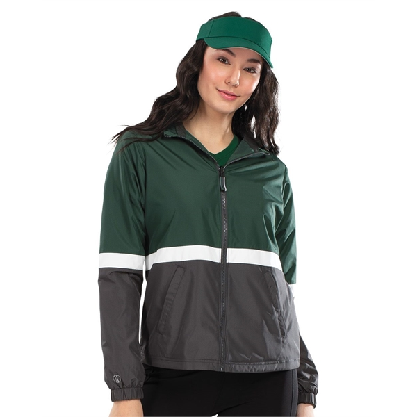 Holloway Women's Turnabout Reversible Hooded Jacket