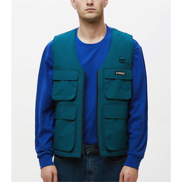 Canvas Utility Vest