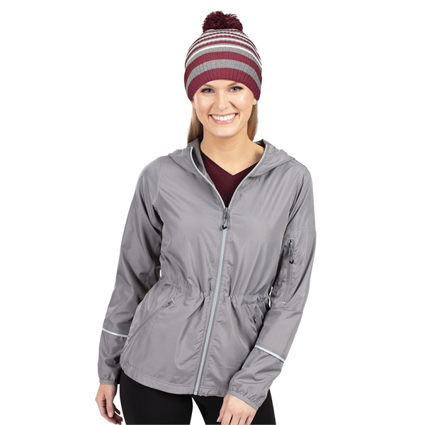 Holloway Women's Packable Hooded Jacket
